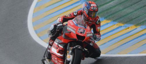 Vittoria di Danilo Petrucci sul tracciato francese di Le Mans.