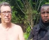 Le DG de Icrafon Patrice Porte libéré par les Forces de Défense et de Sécurité (c) Mindef