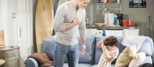 Beautiful, spoiler al 24 ottobre: Logan torna con Liam, Thomas minaccia Douglas.