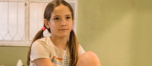 Clara Galinari fez sucesso em 'Amor de Mãe'. (Reprodução/TV Globo)