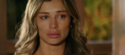 Ester ficará arrasada em 'Flor do Caribe'. (Reprodução/ TV Globo)