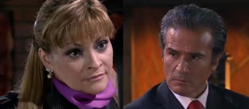 Gonçalo decide se divorciar. (Reprodução/Televisa)