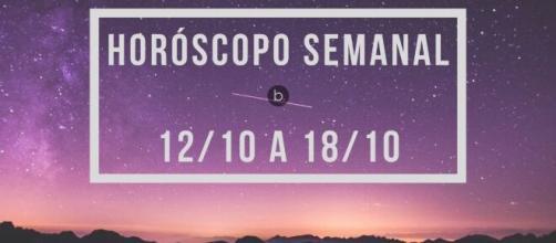 Horóscopo da semana: previsões dos signos para 12/10 a 18/10. (Arquivo Blasting News)