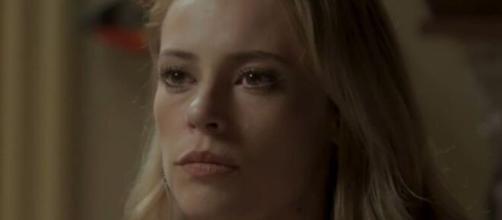 Jeiza perceberá que tem um trunfo nas mãos em 'A Força do Querer'. (Reprodução/TV Globo)