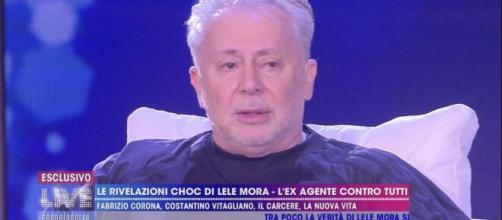 Live, Lele Mora: 'Alcuni per arrivare al successo cedono alle richieste dei produttori'.