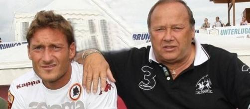 Lutto per Francesco Totti: è morto suo padre Enzo.
