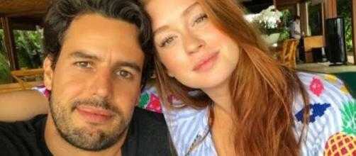 Madrinha de casamento de Marina Ruy Barbosa e Alexandre Negrão expõe crise no relacionamento. (Reprodução/Instagram)