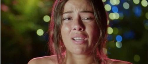 Melyssa Pinto, destrozada, descubre una infidelidad de Tom Brusse ... - dailymotion.com