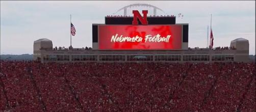 Nebraska Huskers:Ronald Thompkins could play against Buckeyes [Image Source: Nebraska Cornhuskers Athletics/ YouTube Screenshot]