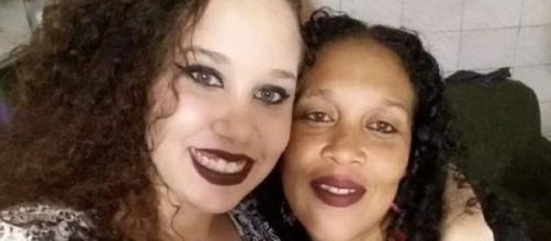 A jovem e sua mãe foram mortas pelo ex-namorado da mesma. (Arquivo Pessoal)