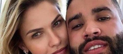 Andressa Suita se pronuncia sobre término de relacionamento com Gusttavo Lima em seu Instagram. (Reprodução/Instagram)
