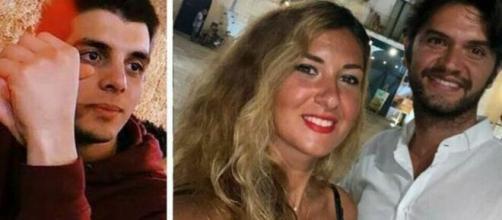 Antonio De Marco, studente reo confesso dell'omicidio di Daniele De Santis e Eleonora Manta avvenuto il 21 settembre a Lecce.