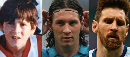Desde muito novo no Barcelona, Messi já impressionava a todos. (Arquivo Blasting News)