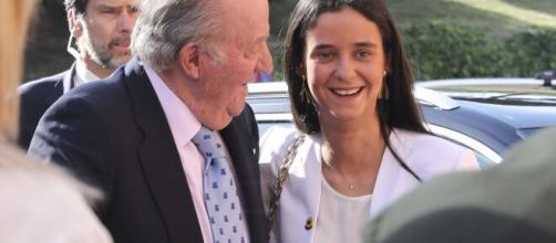 Don Juan Carlos prohíbe a su nieta Victoria Federica acudir a un ... - antena3.com