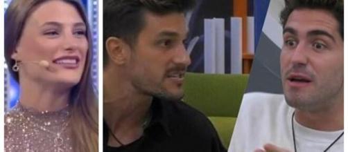 GF Vip, la fidanzata di Andrea Zelletta contro Pepe: 'Ridicola con tutti'.