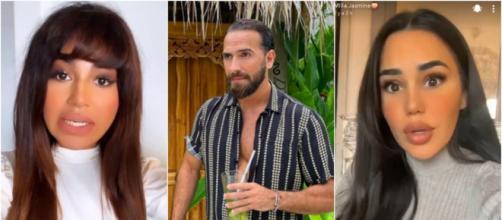 Milla Jasmine (LMvsMonde5) clashe la nouvelle copine de Mujdat sur la chirurgie esthétique, Feliccia lui répond.