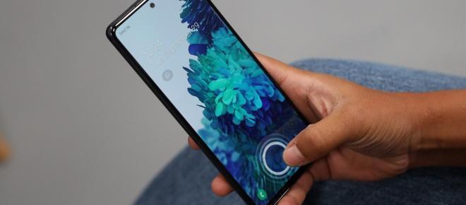 Galaxy S20 FE, problemi di reattività per il touchscreen dello smartphone Samsung