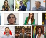 A disputa para a Prefeitura do Rio de Janeiro envolve 6 mulheres e 8 homens. (Divulgação)