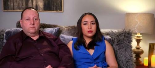 '90 Day Fiancé': TLC confirms that Annie and David will have their spinoff show. [Image Source: TLC UK/ YouTube screenshot]