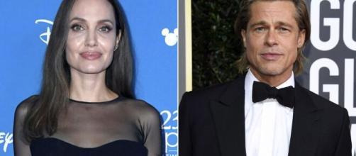 Angelina Jolie y Brad Pitt, de glamorosa pareja a complicado divorcio.