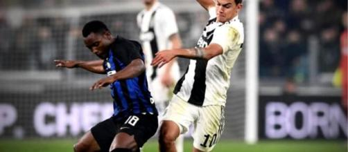Asamoah potrebbe trasferirsi alla Sampdoria.