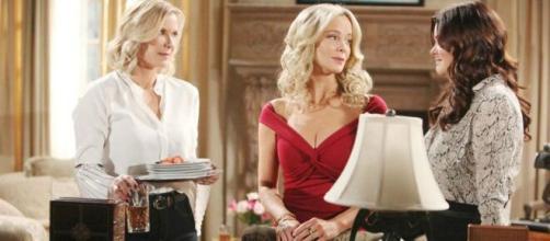 Beautiful, trama 16 ottobre: Shauna tenta di difendere Flo di fronte alle sorelle Logan.