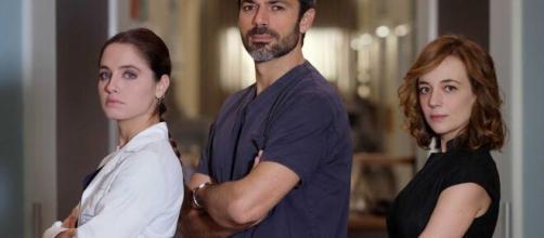 Doc – Nelle tue mani, anticipazioni 15 ottobre: Andrea Fanti riconquista l'ex moglie Agnese.