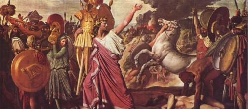 I Sette Re di Roma, da Romolo a Tarquinio il superbo.