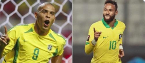 Neymar rend hommage à Ronaldo et enflamme la toile - photo capture d'écran compte Twitter Neymar
