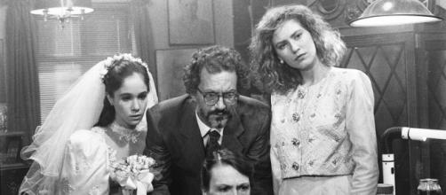'As Noivas de Copacabana' foi transmitida em 1992. (Reprodução/TV Globo)