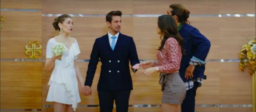 DayDreamer, anticipazioni Turchia: Emre e Leyla vogliono convolare a nozze senza i genitori.