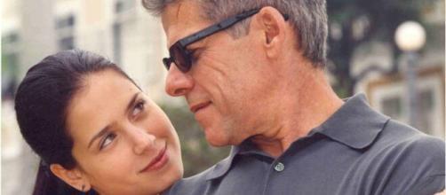 Exibida em 2001, 'Presença de Anita' foi estrelada pelos atores Mel Lisboa e José Mayer. (Arquivo Blasting News)