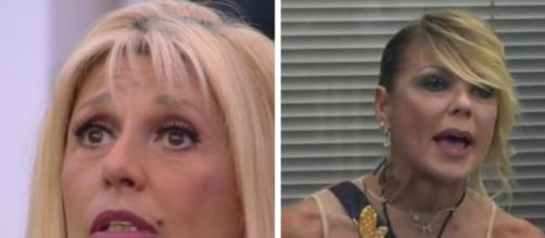 Gf Vip: Maria Teresa accusa Matilde di voler fingere di litigare.