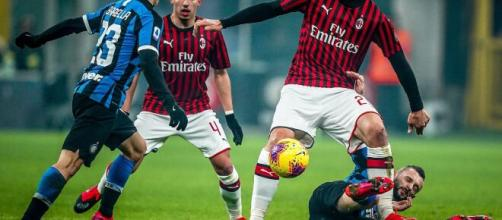Inter-Milan, probabile formazione: i rossoneri con Ibrahimovic, Conte si affida a Lukaku.