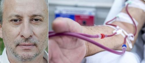 'Oro en la sangre' definió el periodista Fermín Cabanillas al plasma hiperinmune que salva vidas.