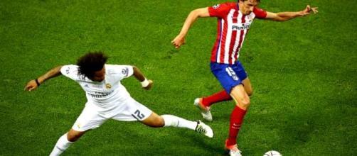 Savic dell'Atletico Madrid potrebbe essere un obiettivo dell'Inter a gennaio.