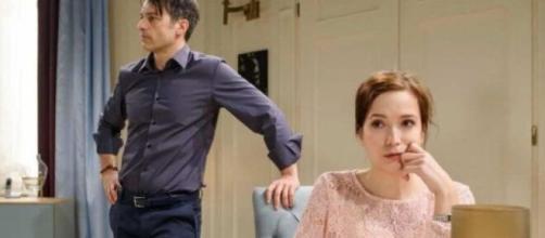 Tempesta d'amore anticipazioni fino al 1° novembre: Robert non perdonerà Eva.