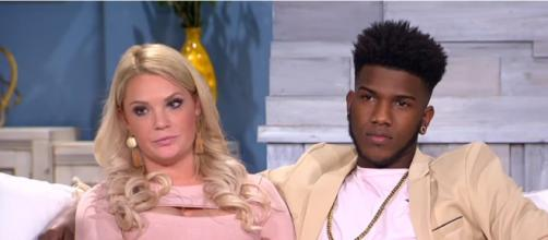 '90 Day Fiancé': Ashley slams Jay Smith for spying on her, releases a video for proof. [Image Source: TLC/ YouTube]
