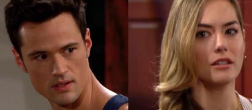 Beautiful, trame fino al 24/10: Hope chiede l'annullamento delle nozze, Thomas furioso.