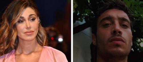Belen Rodriguez, il fidanzato Antonino potrebbe cambiare lavoro: da parrucchiere a fotografo.