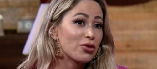 Carol Narizinho foi a mais recente eliminada de 'A Fazenda 12'. (Arquivo Blasting News)