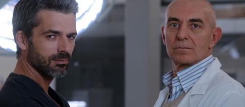 Doc - Nelle tue mani, Luca Argentero: 'Sarà un grandissimo finale'.
