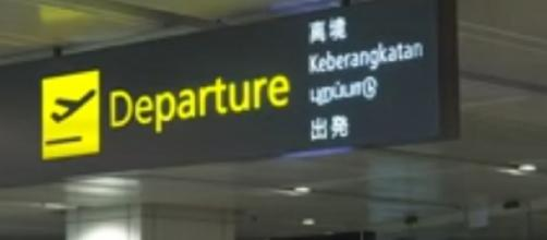 Singapore and Hong Kong agree to set up air travel bubble without need for quarantine. [Image source/CNA YouTube video]