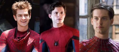Tobery Maguire y Andrew Garfield podrían participar en la tercera parte de Spider-Man