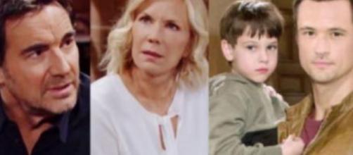 Beautiful spoiler Usa: Brooke vuole escludere Thomas dalla vita di Douglas, Ridge furioso.