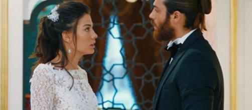 DayDreamer, spoiler turchi: la sorella di Leyla e Can costretti a rimandare le loro nozze.