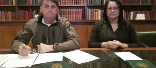 Live de Bolsonaro causa polêmica entre funcionários do Facebook. (Reprodução/Redes Sociais)