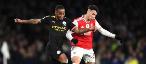 Manchester City x Arsenal se enfrentam pelo Campeonato Inglês. (Arquivo Blasting News)