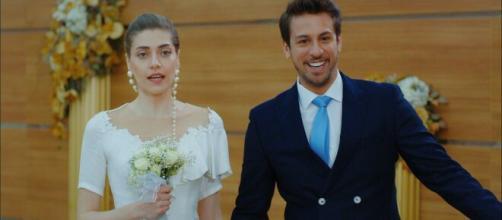 DayDreamer, anticipazioni puntate turche: Emre e Leyla si sposano in segreto.