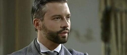 Una vita, spoiler 19 ottobre: Felipe sospettato dell'uccisione di Alfredo.